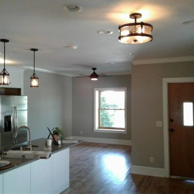 Residential Electrical Services, Home Electrician, Entry Lighting