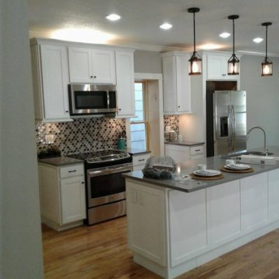 Residential Electrical Services, Home Electrician, Kitchen Lighting