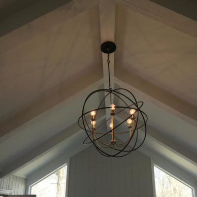 Residential Ceiling Light, Residential Electrical Service, Home Electrician