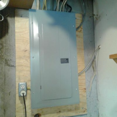 Electrical Panel Upgrade, Residential Electrical Service, Home Electrician