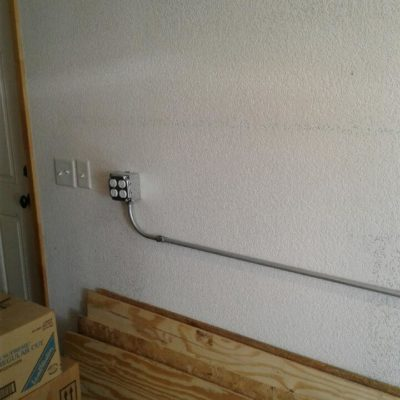 Garage Outlet, Residential Electrical Service, Home Electrician