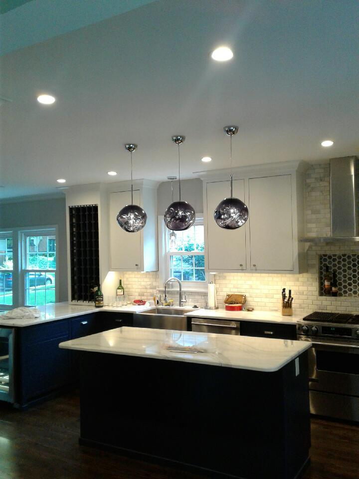 Kitchen Electrical Updates