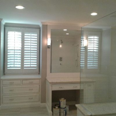 Residential Electrical Service, Bathroom Light, Home Electrician