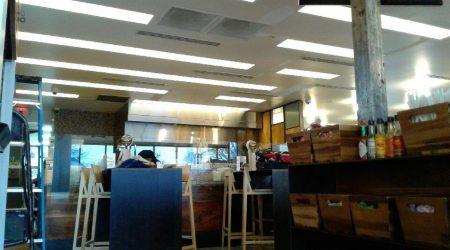 Commercial Café Lighting