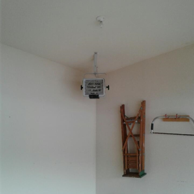 Residential Electrical Service, Garage Heater Install, Home Electrician