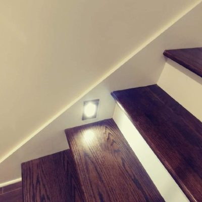 Residential Electrical Service, Staircase Light, Home Electrician