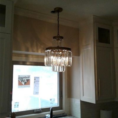 Residential Electrician, Chandelier Lighting, Home Electrician