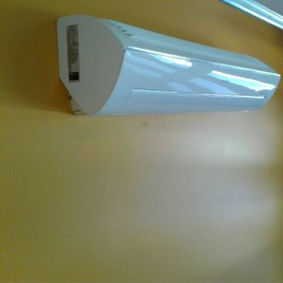 Electric Air Conditioner Unit