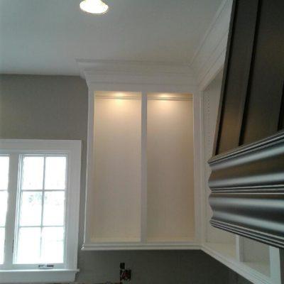 Cabinet Light Install