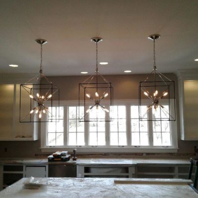 Pendant Light Install